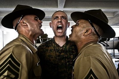marine corps recruit training a look back essay Free marine corps papers, essays, and research papers  is the most common  phrase heard around the marine corps on weekdays in my opinion,  boot  camp in itself is a test for the body to see its weaknesses and turn them to  strengths.