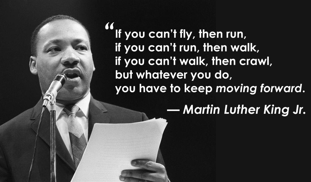 What Is Your Favorite Martin Luther King Jr Quote Rallypoint