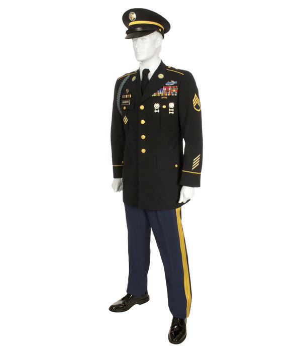 Army Dress Blue Uniform - Dress Nour