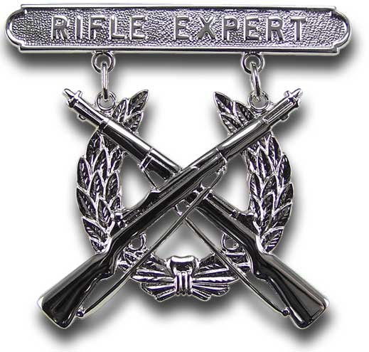 Are Marksmanship Badges Just Like Diamonds And Are Forever Rallypoint