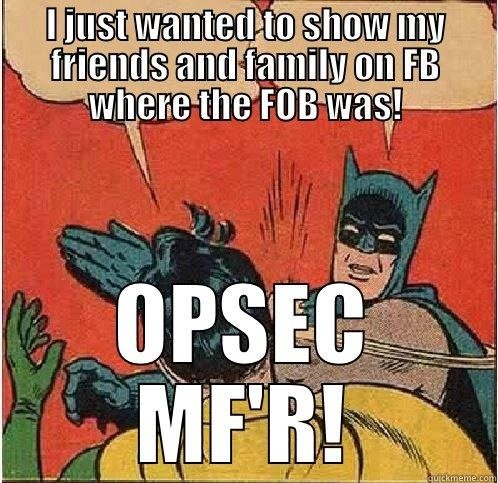 OPSEC Memes of OPSEC Classes | RallyPoint