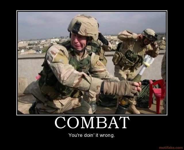 Military posters artwork and picsfunny cool hardcore ok combat army combat war demotivational poster 1262385535 voltagebd Choice Image