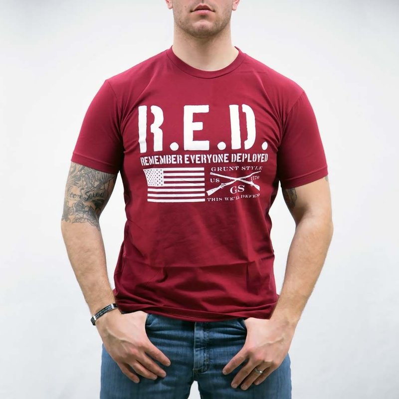 28ee204c RED FRIDAY R=Remember E= Everyone D= Deployed   RallyPoint