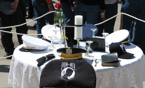 Wondrous The Usaf Recently Removed The Pow Mia Table From Patrick Afb Download Free Architecture Designs Intelgarnamadebymaigaardcom