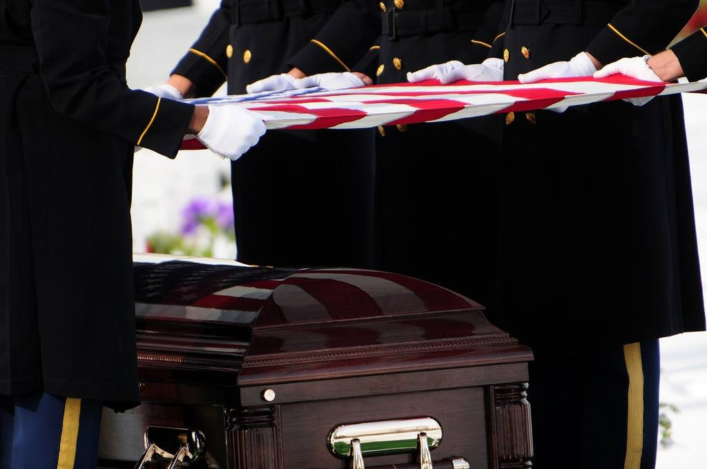 The Symbolism Of A Properly Folded Flag What Does It Mean To Us Now