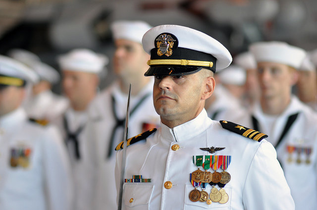 Are Naval Officers Sailors Rallypoint