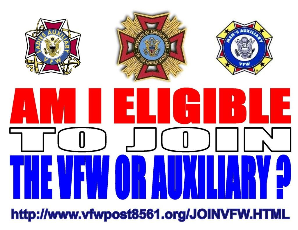 How to join vfw