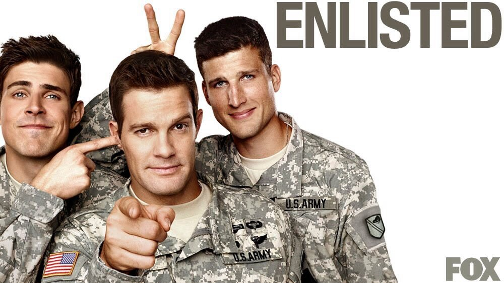 Most unbelievable TV show: ENLISTED or ARMY WIVES? | RallyPoint