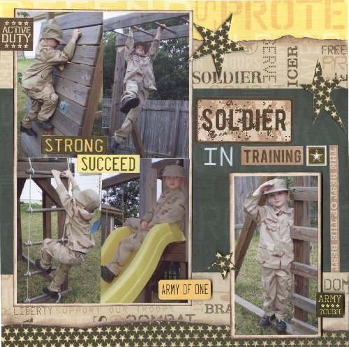 Whats Your Favorite Thing In Your Military Scrapbook Rallypoint