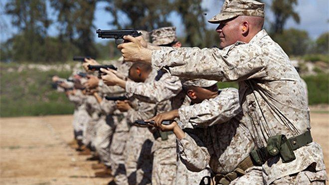 Marines-cpp