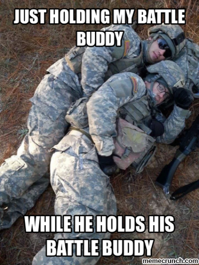 Find army buddies
