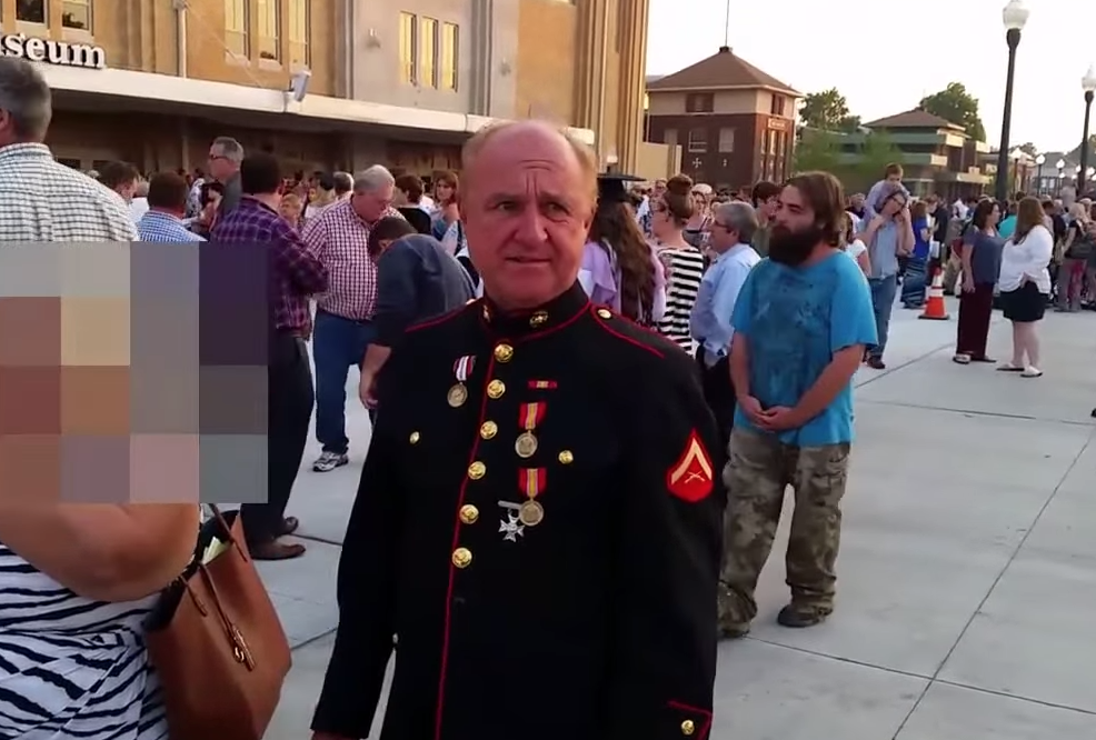 Stolen Valor: Fake Marine Outed at NoblesVille, Indiana ...