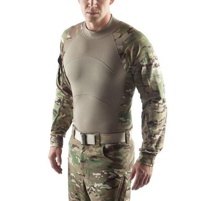 Is the Army combat shirt authorized now? | RallyPoint