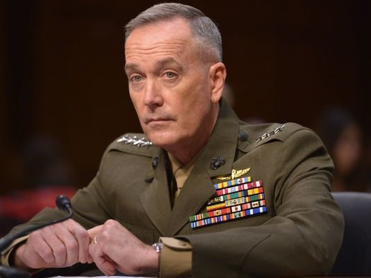 senate confirms marine general joseph f dunford jr as the next