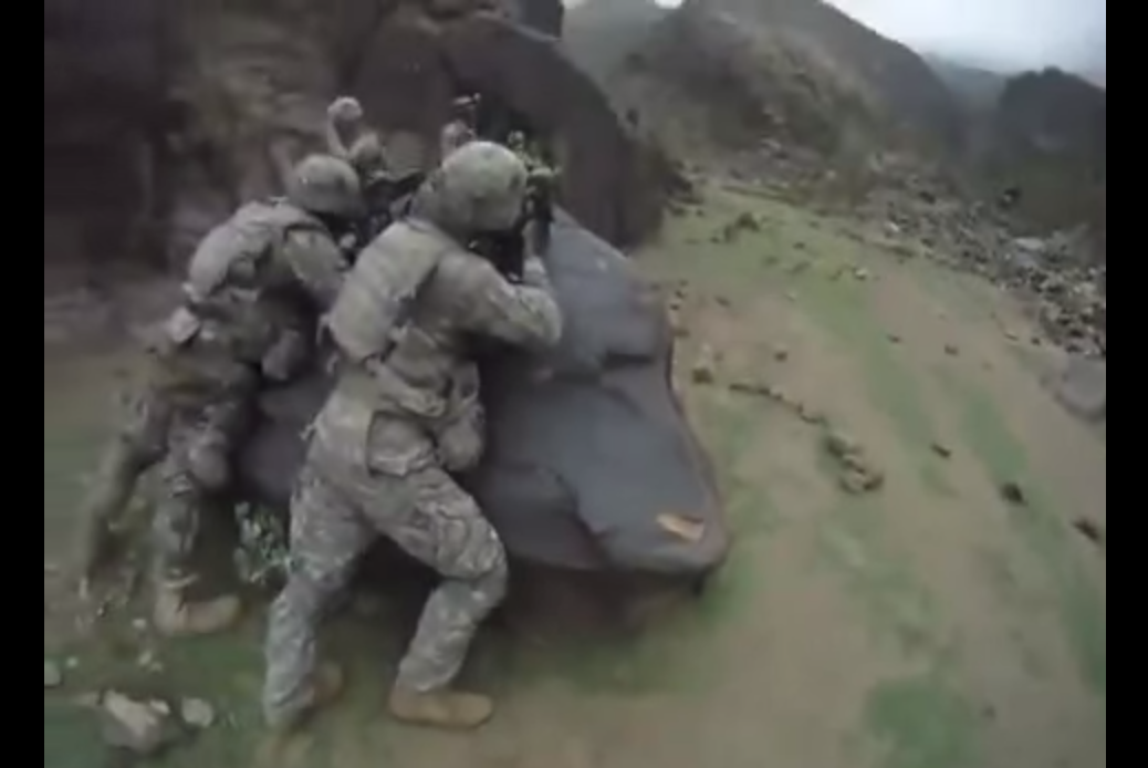 COMBAT FOOTAGE: Soldiers Ambushed In Kunar Provence | RallyPoint
