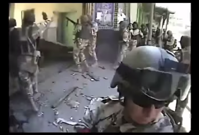 Army Special Forces Helmet Cam Combat Footage   RallyPoint