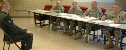 Promotion Points – Army Promotion Worksheet