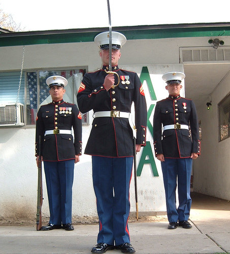 marine nco and corps history and traditions