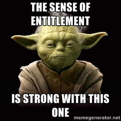 entitlement generation