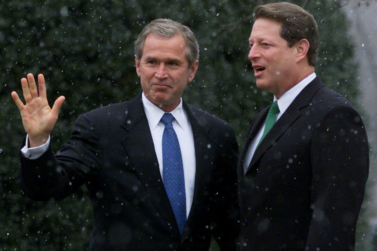 Where Would The Country Be Today Had Al Gore Beat George W Bush In