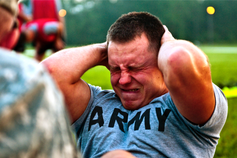 Worried about the Army PT Test?