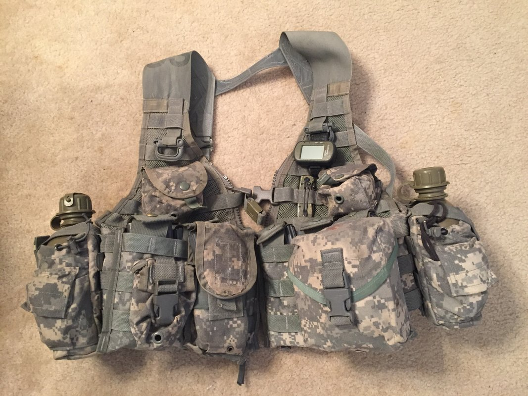 What is the best FLC setup for a Troop/Company Commander? | RallyPoint
