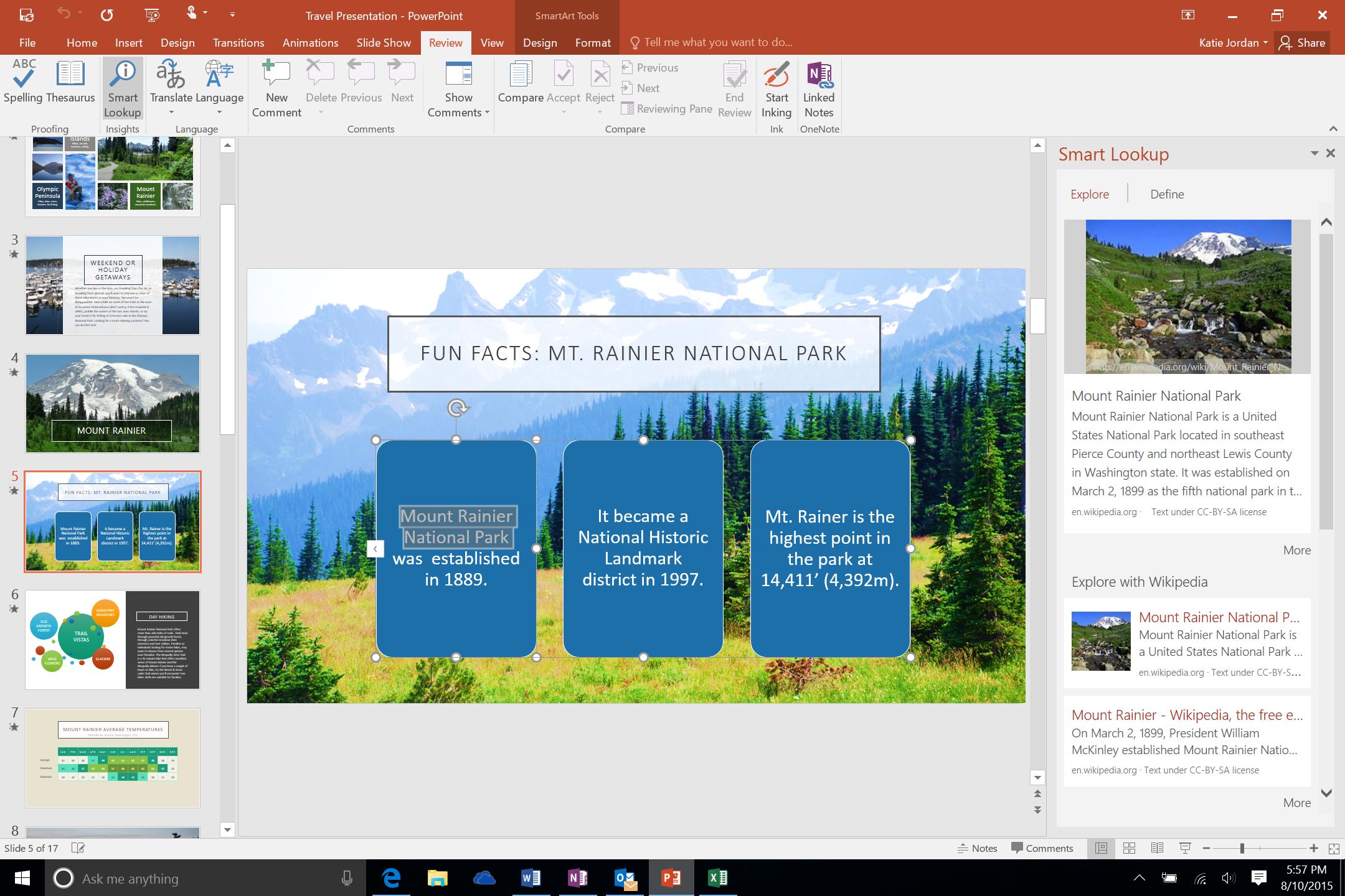 Powerpoint-2016-on-windows-10 windows mode.