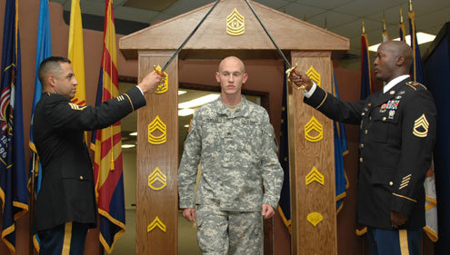Senior Air Force NCOs in test program can become officers in two weeks