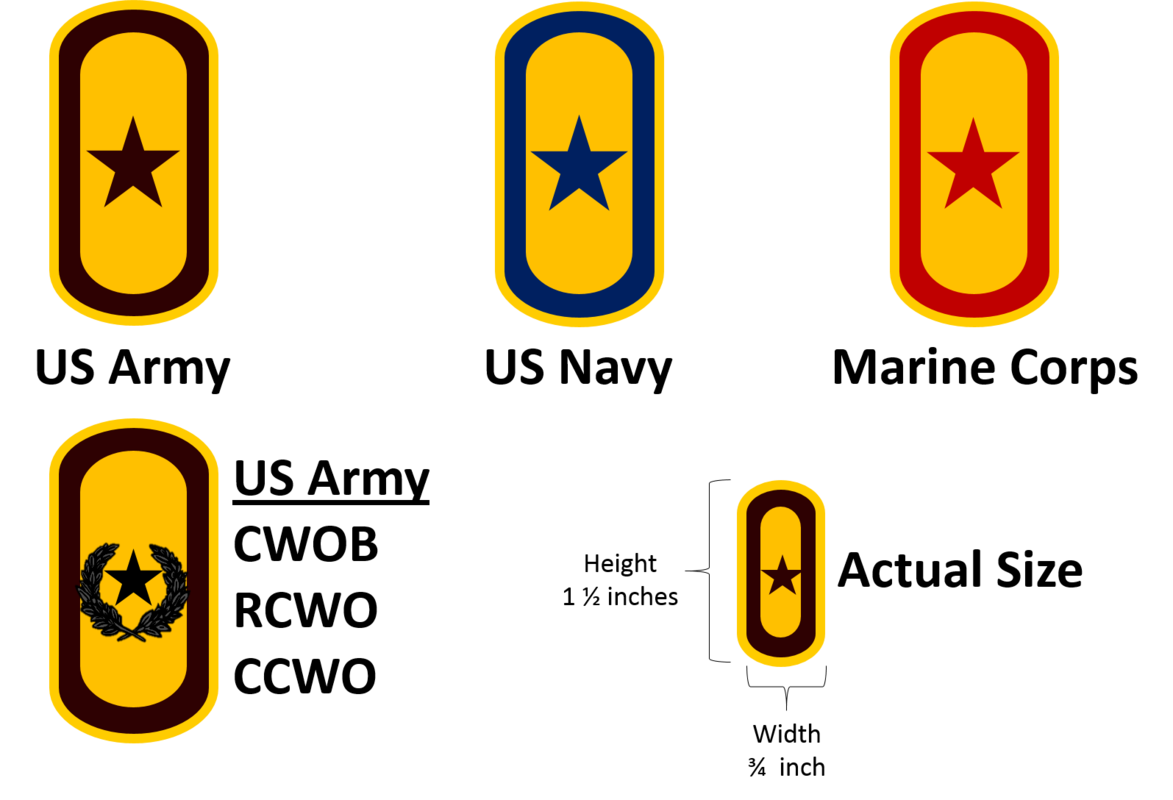 Should the cw5 rank be changed to something more recognizable and the expanded use of our most senior warrant officers in joint operations validated the need to standardize cw5 rank insignia the marine corps buycottarizona Image collections