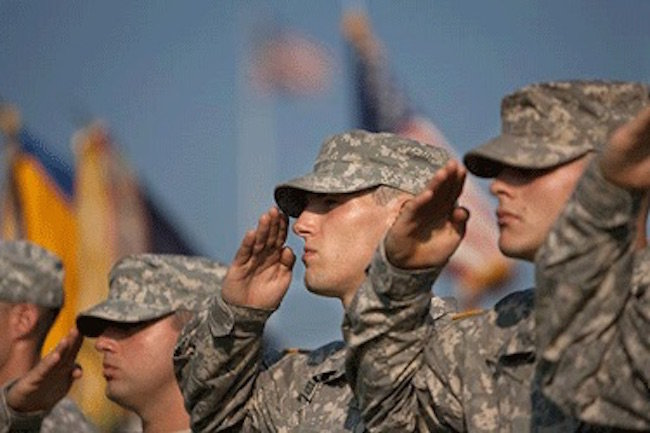 when to salute Salute definition, to pay respect to or honor by some formal act, as by raising the right hand to the side of the headgear, presenting arms, firing cannon, dipping colors, etc.