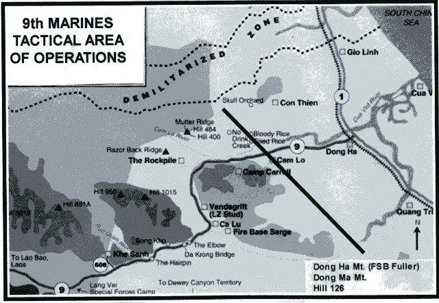South Vietnamese fight for Fire Base Fuller - Jun 22, 1971