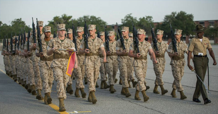 Why Is The Marine Corps Much More Strict And Carry A