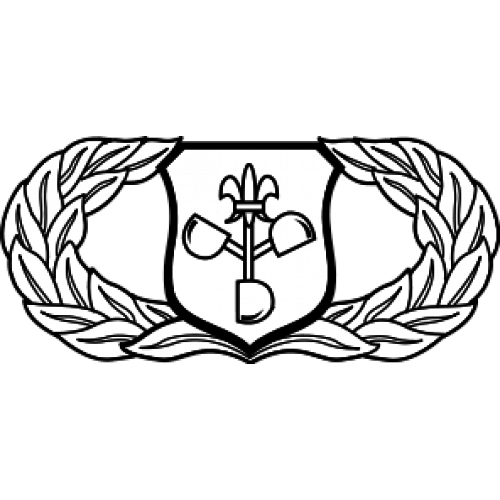 Will I Be Able To Wear Equivalent Occupational Badge In The Air - Air-force-occupational-badges
