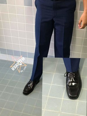 Are square-toed Oxford shoes