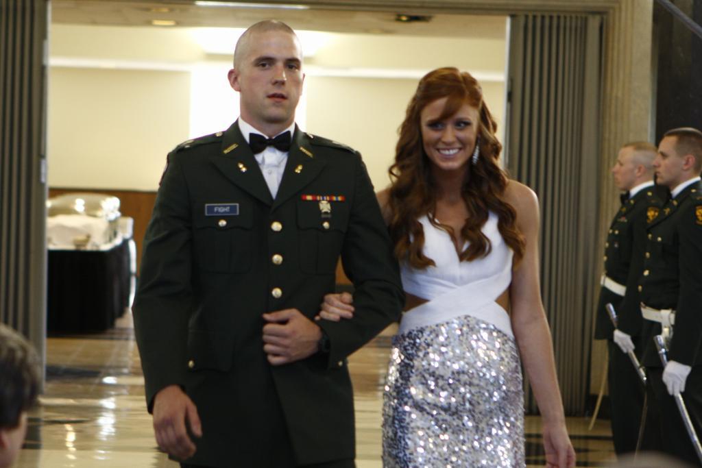 JROTC Military Ball Men