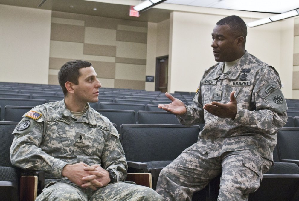 army customs and courtesies