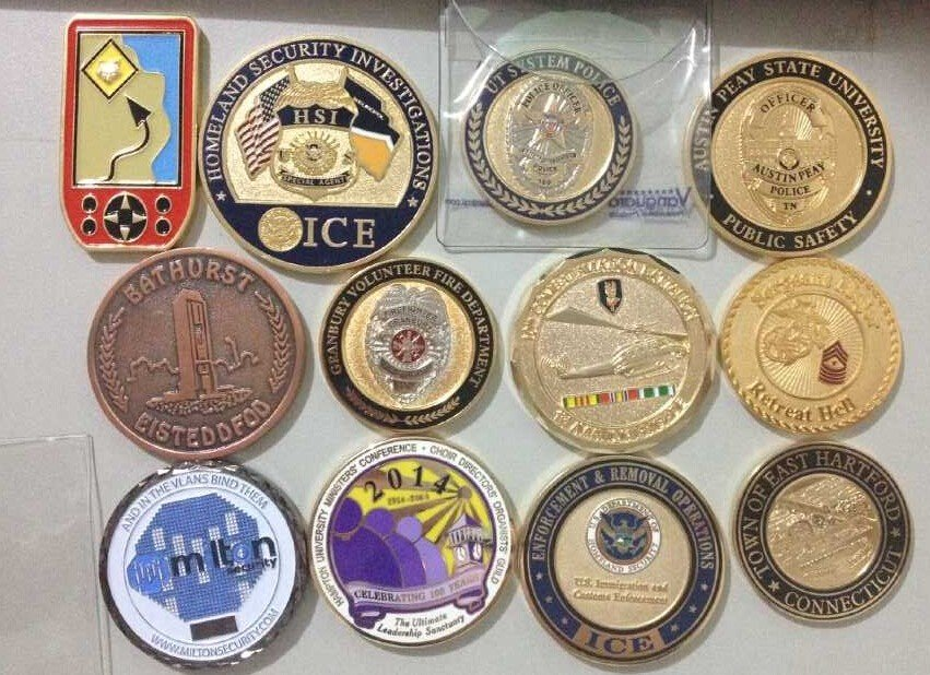 What Do You Look For In A Challenge Coins Company? Price