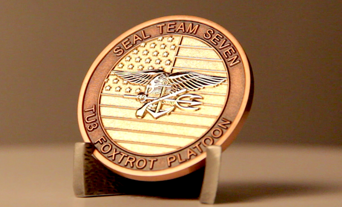 What is the best custom Challenge Coin manufacturer for quality and