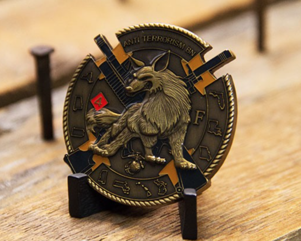 What is the best custom Challenge Coin manufacturer for