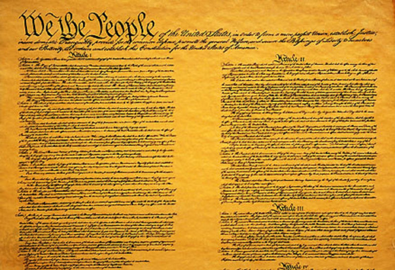 an analysis of the history of the united states and the importance of the constitution