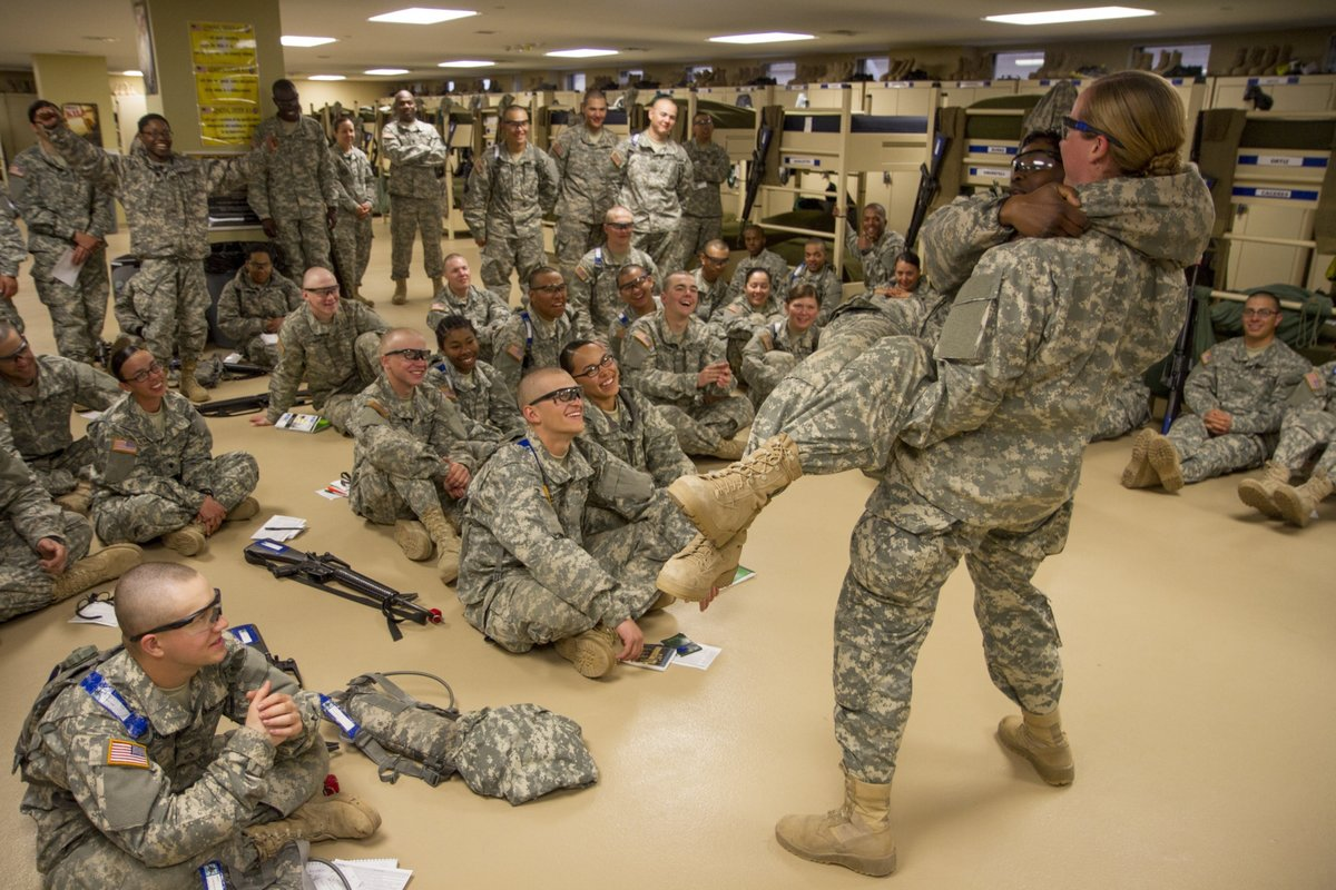 Basic Training Photos >> Did Basic Training Got Easier Over The Years Rallypoint