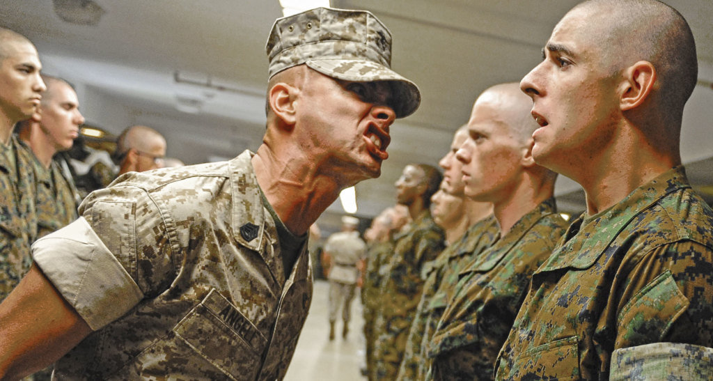 Is a Marine Corps Drill Instructor Duty the Toughest Job ...