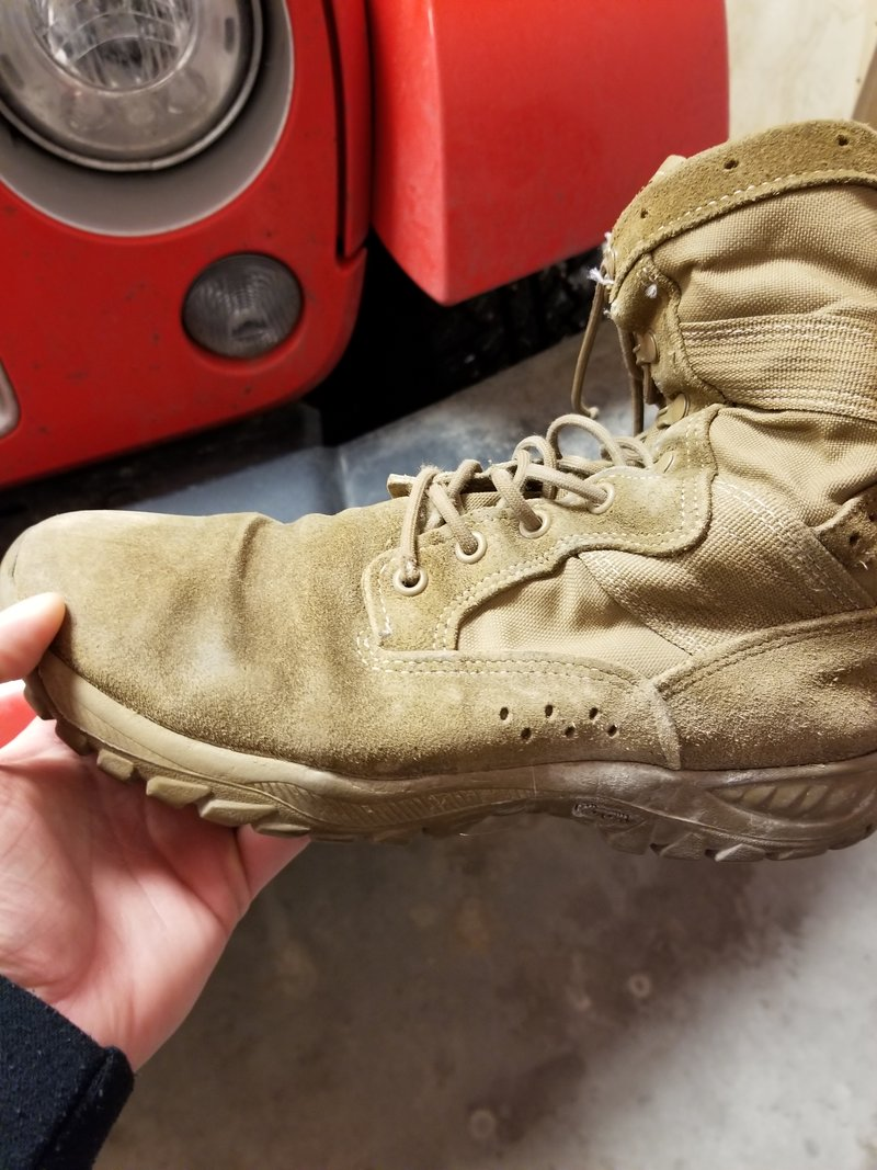 new arrival a784a b41f2 What is the best boot for use in Ranger School/ SFAS ...