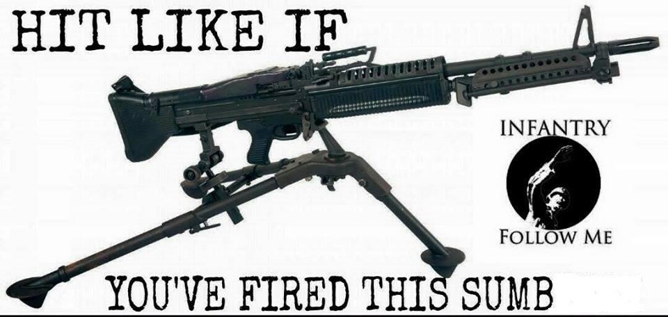 WEAPON OF THE DAY M60 MACHINE GUN---AKA--THE PIG