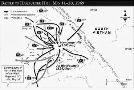 Ultra Rare Vietnam War Footage Assault On Hamburger Hill Cbs