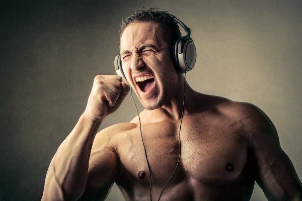 What's your favorite workout music mix at the gym (five favorite