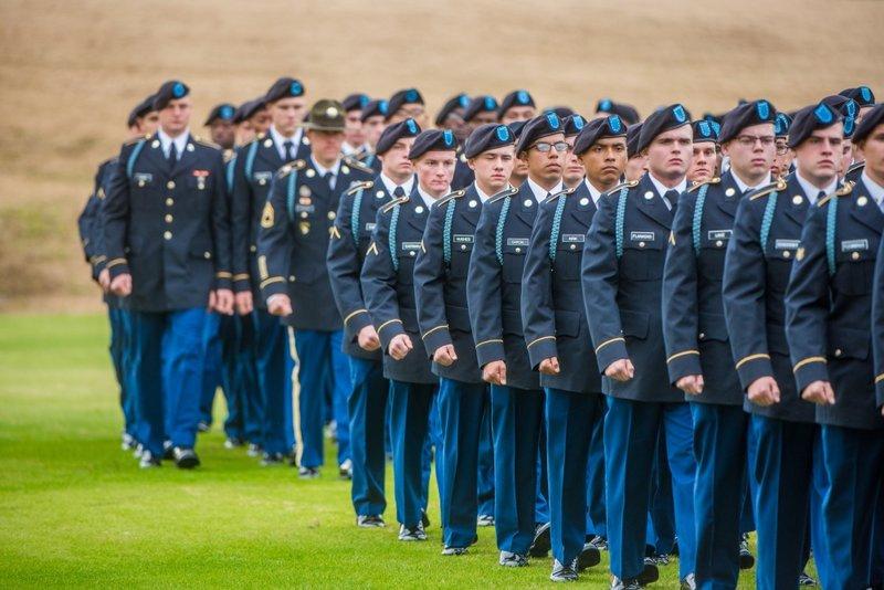 Infantry OSUT (11B) graduates | RallyPoint
