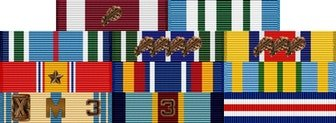 Awards received while assigned to the 88th RSC  These include
