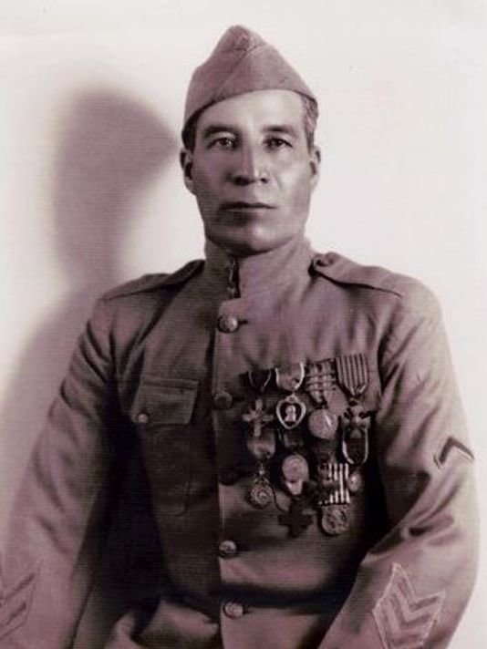 The Most Decorated Us Wwi Veteran From Texas Was Actually A