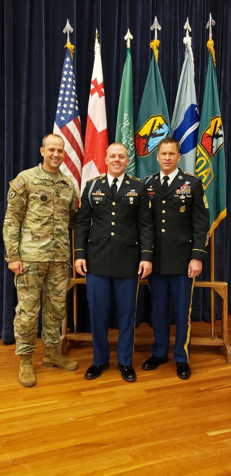 Eric Olsen - CSM, Commandant, Army | RallyPoint